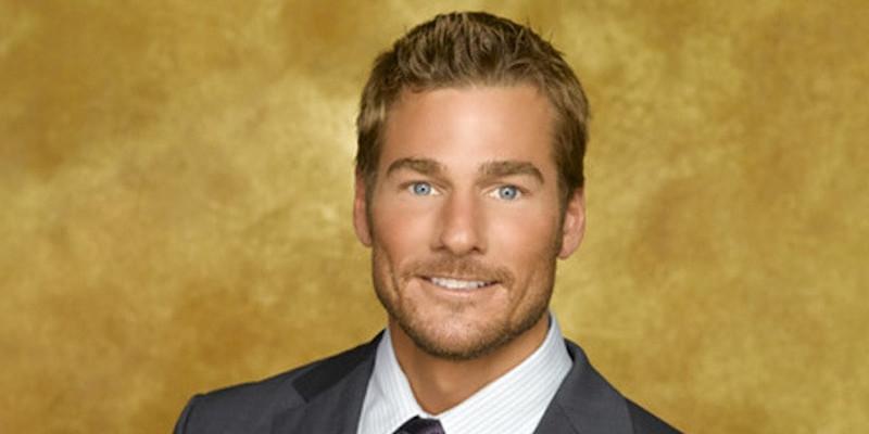 Brad for tv reality show The Bachelor
